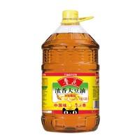 luhua 鲁花 浓香大豆油  6.38L