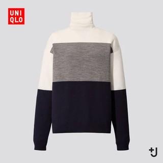 UNIQLO 优衣库 +J 436942 女士针织衫