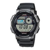 88VIP:CASIO 卡西欧 AE-1000W-1B 时尚运动防水手表