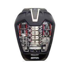 银联爆品日:Hublot 宇舶 Ferrari watches系列 限定款 MP-05 905.NX.0001.RX 男款机械表
