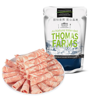 限地区 :  THOMAS FARMS 澳洲羔羊肉卷 500g