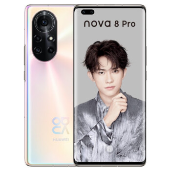 HUAWEI 华为 Nova 8 Pro 5G手机 8GB+128GB 8号色