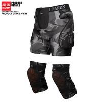 南恩NANDN 滑雪护臀护膝滑雪轮滑护具套装单板滑雪男女成人防摔裤