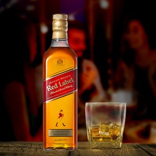 JOHNNIE WALKER 尊尼获加 红牌苏格兰威士忌 40%Vol