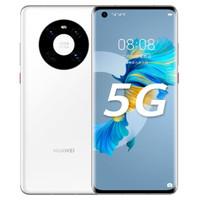 HUAWEI 华为 Mate 40 5G智能手机 8GB+256GB 釉白色