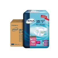 TENA 添宁 干爽亲肤成人纸尿裤 M号 80片