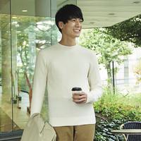 UNIQLO 优衣库  433835 中性圆领针织衫
