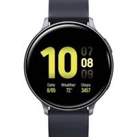 SAMSUNG 三星 Galaxy Watch Active 2 智能手表 水星黑 44mm铝  开箱版