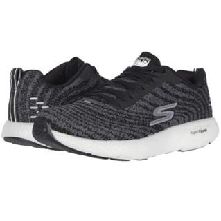 Skechers Go Run 7+ 跑鞋 M 黑/白
