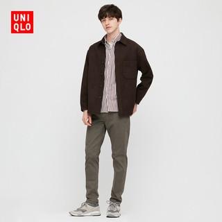 UNIQLO 优衣库  428720 男士高弹力休闲裤