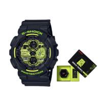 CASIO 卡西欧 硬碰硬系列 GA-140DC-1APRT 男士电子手表