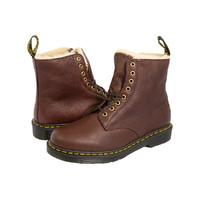 Dr.Martens 马汀博士 1460 PASCAL 短绒毛内里马丁靴