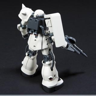BANDAI 万代 HG系列 1/144 F2-渣古/扎古/ZAKU 地球联邦军型