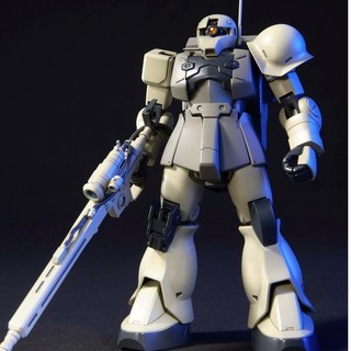 BANDAI 万代 HG系列 1/144 渣古/扎古/ZAKU I 狙击型