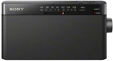 Sony 索尼 ICF-306 便携式AM/FM收音机