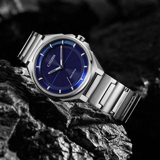 CITIZEN 西铁城 光动能腕表系列 BJ653 男士光动能手表