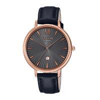 CASIO 卡西欧 优雅系列 SHE-4534PGL 女士石英手表