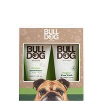 银联爆品日:Bulldog 男士净肤护肤套装 润肤乳 100ml+洁面乳 150ml