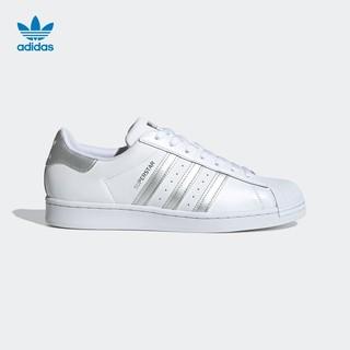 adidas 阿迪达斯 官网 三叶草 SUPERSTAR男女经典运动鞋FX2329 FX2331