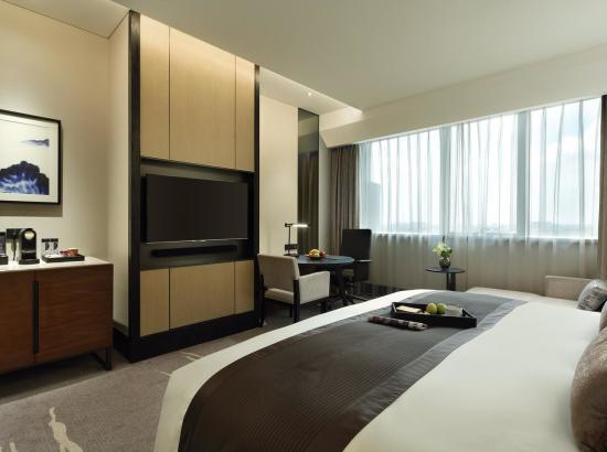 可拆分!国家会展中心上海洲际酒店 高级房2晚