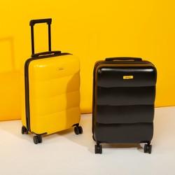 不莱玫高颜值20寸行李箱女大容量轻便拉杆箱男登机箱旅行箱皮箱子
