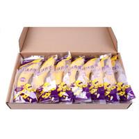 Joyvio 佳沃 菲律宾进口香蕉 1kg装(约6-7根) 单根独立包装 新鲜水果 *10件