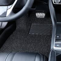 牧斯 加厚丝圈汽车脚垫 仅适用于本田思域(16-20年款)