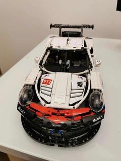 讓你園你的911賽車夢,樂高911SR