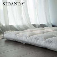 品质好东西:SIDANDA床垫   鹅毛床垫 200*200cm (2米床)