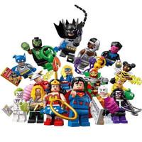 LEGO 乐高 人仔抽抽乐系列 71026 DC超级英雄人仔 随机1款