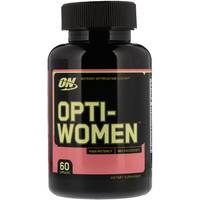 OPTIMUM NUTRITION 奥普帝豪 Opti-Women 维生素 胶囊