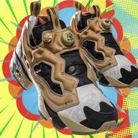 新品发售:Reebok 锐步 INSTAPUMP FURY OG 男女运动鞋