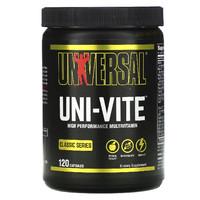 Universal Nutrition 环球营养 Uni-Vite 维生素 胶囊 120粒