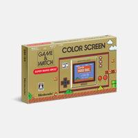 Nintendo Game&Watch 35周年 超级马力欧纪念版