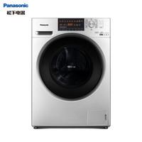 京东PLUS会员:Panasonic/松下 XQG100-EGASD 洗烘一体机 10kg