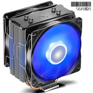 DEEPCOOL 九州风神 玄冰400双刃 CPU风冷散热器