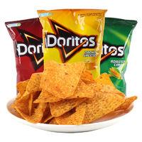 百亿补贴:Doritos 多力多滋 玉米片超浓芝士 150gx3袋