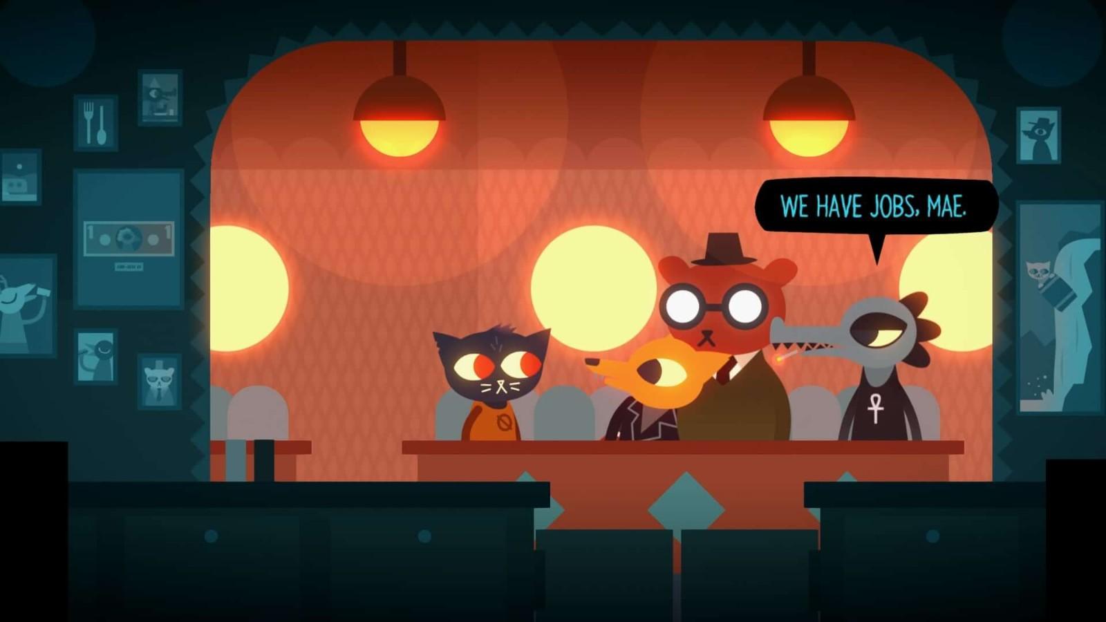 《林中之夜》PC数字版游戏