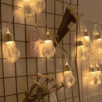 鳴洲 LED小燈泡裝飾串燈 插電款 3m