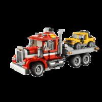 LEGO 乐高 创意百变组系列 L7347 高速公路搭车者