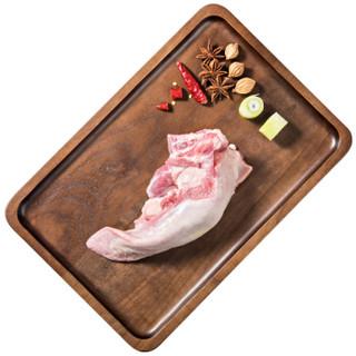 京东PLUS会员、国产非进口 : 千喜鹤 带根猪舌 700g/得利斯 猪筒子骨 1kg *3件