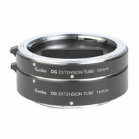 Kenko EXTENSION TUBE SET 微單自動近攝套組Nikon Z口和EOS RF口
