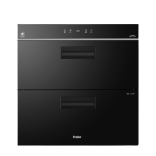 Haier 海尔 ZQD100F-E60S6 嵌入式消毒柜 100L