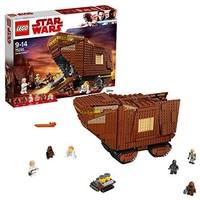 中亚Prime会员:LEGO 乐高 星球大战系列 75220 沙漠爬行者