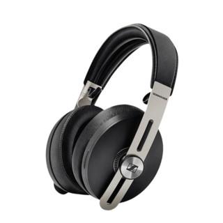 森海塞尔(Sennheiser)木馒头 Momentum Wireless  主动降噪HIFI音乐耳机 无线蓝牙头戴式耳机 黑