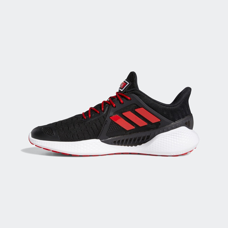 adidas 阿迪达斯 Climacool Vent Summer.Rdy 男士跑鞋 EG1117 黑/橙 42