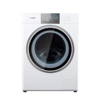 京东PLUS会员:Panasonic 松下 XQG100-NGA6F 烘洗一体机 10公斤