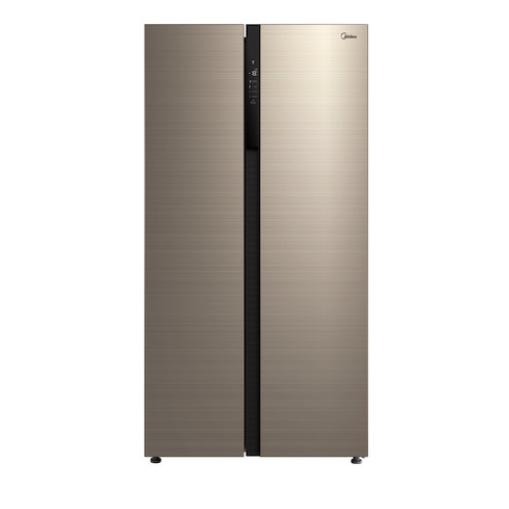 美的(Midea)541升 对开电冰箱双开门智能家电变频风冷一级能效冰箱大容积节能BCD-541WKPZM(E)