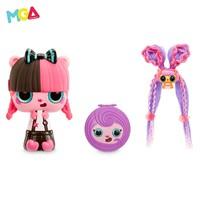 中亚Prime会员:MGA POP Hair 惊喜娃娃  3合1美发套装盲盒1款