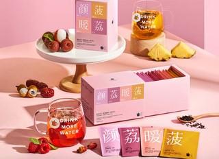 Teapotea 茶小壶  BUFF 水果茶 多口味选择 44.4g